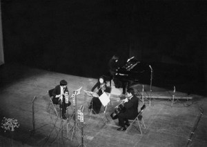 1973년 가을정기발표회