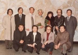1983년 한일현대음악작품교류